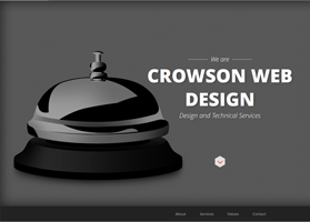 thumbnail of home page of crowsonweb.com